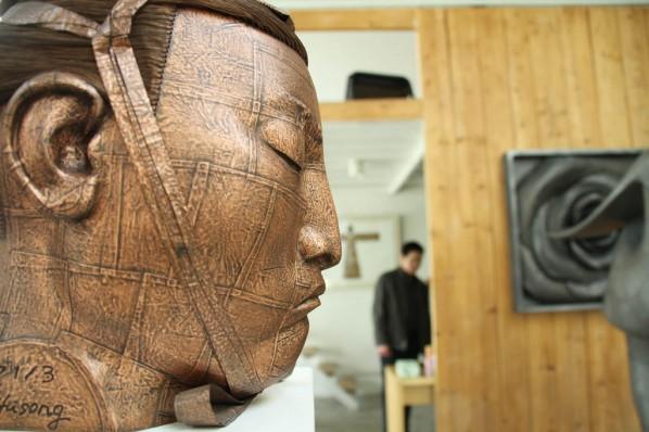 Cai Zhisong' Studio