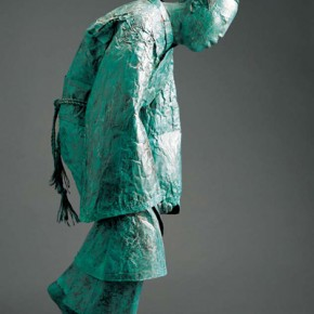 Custom to Motherland No.1 Hands 45×40×82cm 2000-2001 290x290 - Cai Zhisong's Series of Sculpture: Custom to Motherland