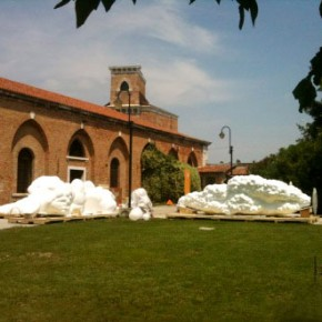 Cai Zhisongs Preparations 02 290x290 - Updating Pictures at Chinese Pavilion, the Venice Biennale 2011 on May 31st