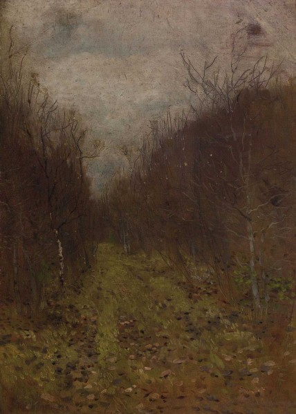 Forest of Polars by Levitan