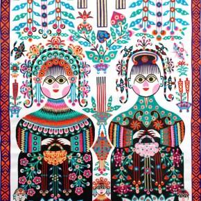 02 Goddess of Paper Cut by Ku Shulan