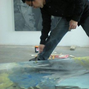 02 Li Di at His Studio