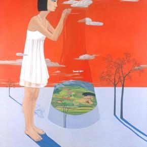 11 Zhou Chunyan's Split World II
