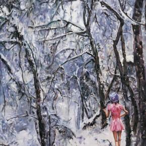 12 Tu Hongtao's Girl in Forest of Cedar