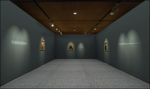 Compliments to Vermeer-Jin Shangyi Solo Exhibition 03