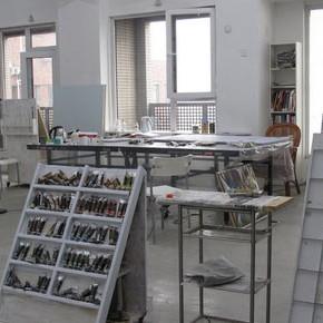 The Studio of Miao Xiaochun