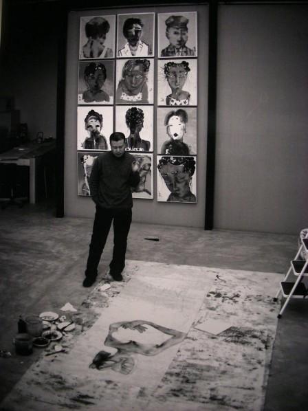 Liu Qinghe's Studio
