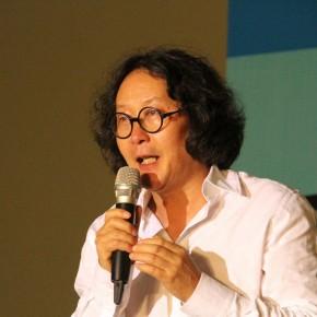 Night at the Art Museum, CAFAM 2011 04-Xu Bing's Speech