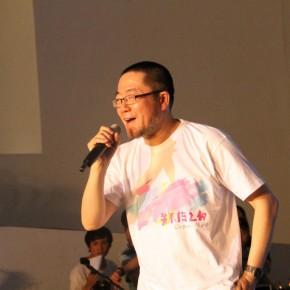 Night at the Art Museum, CAFAM 2011 06-Wang Huangsheng's speech