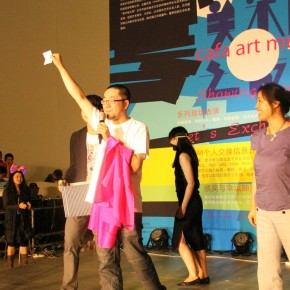 Night at the Art Museum, CAFAM 2011 22-presents for the lucky draw