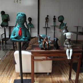 Qu Guangci's Studio 01