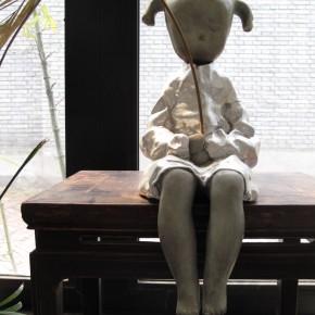 Qu Guangci's Studio 04