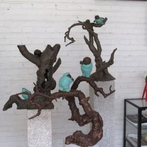 Qu Guangci's Studio 07