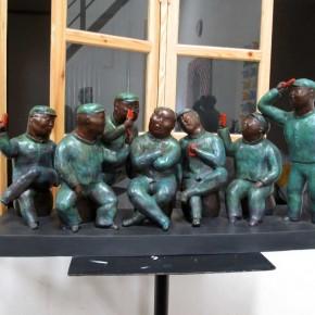Qu Guangci's Studio 10