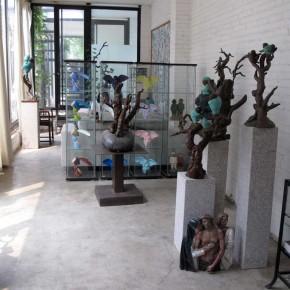 Qu Guangci's Studio 18