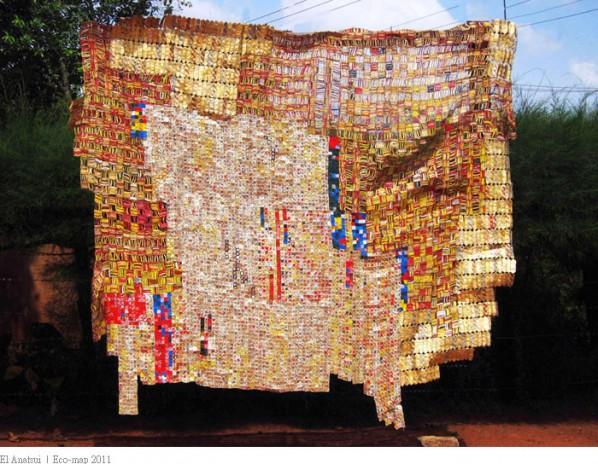 Eco-map by El Anastsui