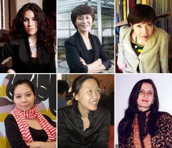 Six Curators for Gwangju Biennale 2012