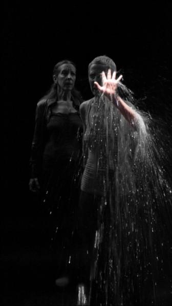 Two Women by Bill Viola, 2008