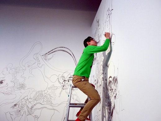 Yokohama Triennale 2011 06; Image Courtesy of William Andrews
