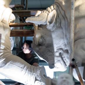 Chen Wenling Studio in 2008-08