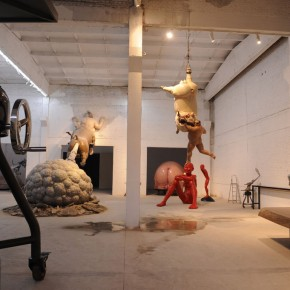Chen Wenling's Sun River Studio in 2010-12