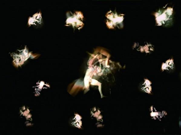 Liu Wei's Work, 1998
