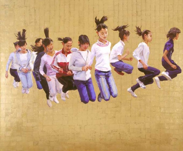 Rope Skipping Series by Yu Hong 05