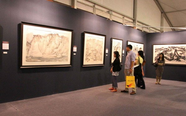 The Art Beijing 2011--Fine Art Fair 10