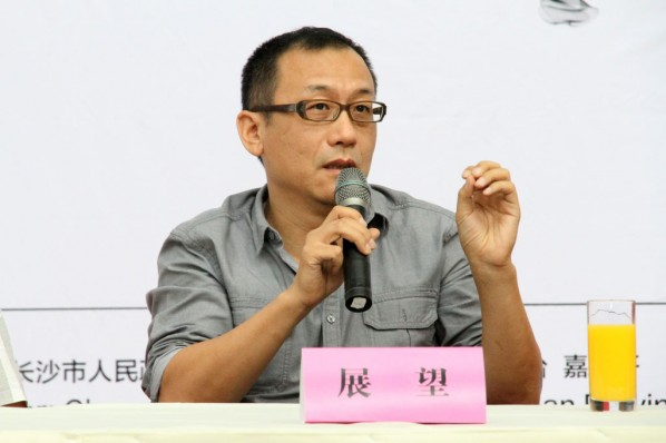 Zhan Wang believes that his artistic mission accompanies his life course.