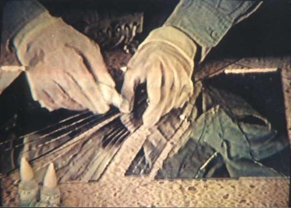 Zhang Peili's Work, 1988