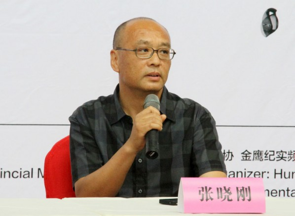 Zhang XiaoGang thinks his success does not mean the stagation of his artistic creation.