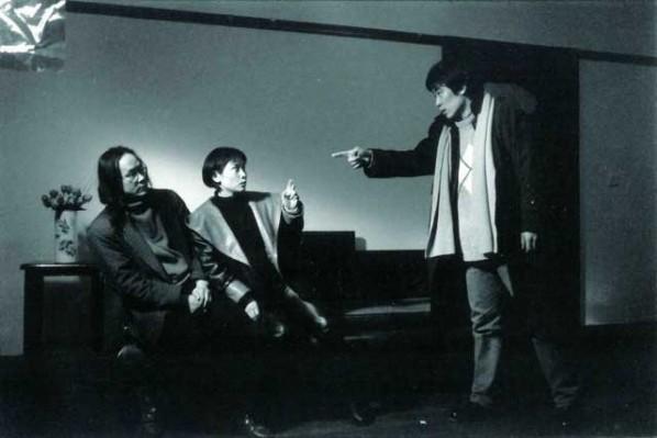 Zhou Tiehai's Work, 1994