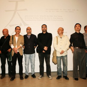 02 Curator and Artists of Guanxi