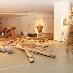 04 GUANXI: CONTEMPORARY CHINESE ART; Photo: Julie/ CAFA ART INFO