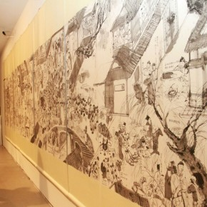 07 GUANXI: CONTEMPORARY CHINESE ART; Photo: Julie/ CAFA ART INFO