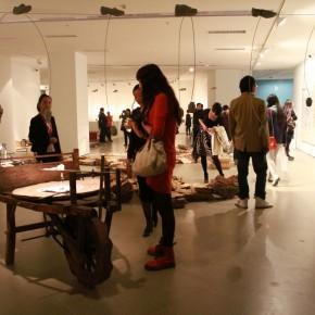 10 GUANXI: CONTEMPORARY CHINESE ART; Photo: Julie/ CAFA ART INFO