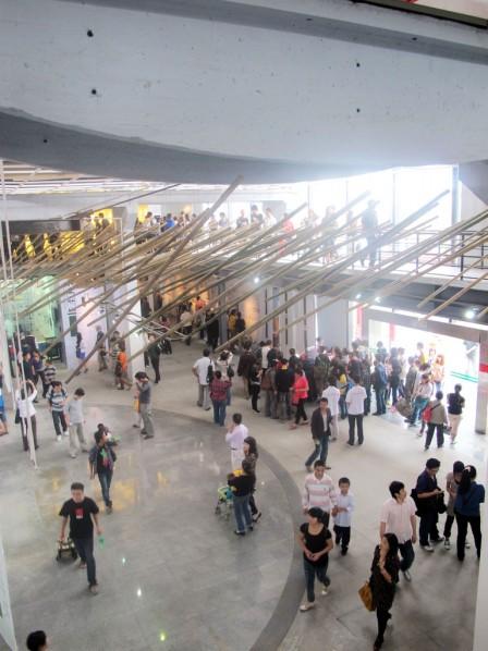 Holistic Realm: International Architecture Exhibition 06