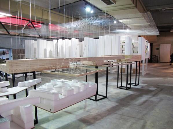 Holistic Realm: International Architecture Exhibition 08;Photo: Julie/ CAFA ART INFO