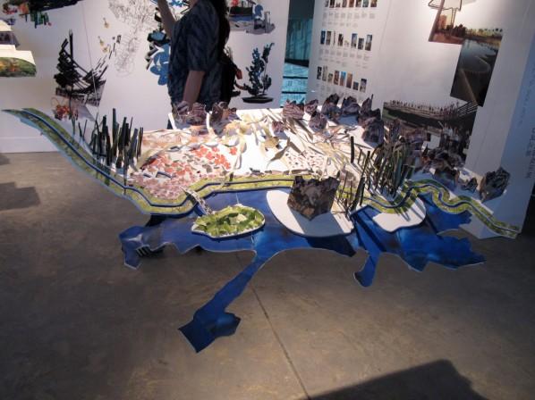 Holistic Realm: International Architecture Exhibition 13;Photo: Julie/ CAFA ART INFO