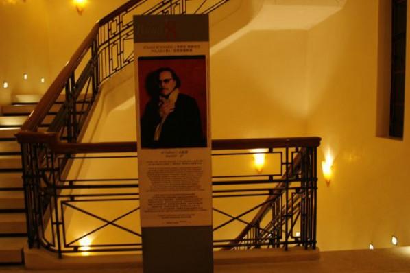 Live Coverage of Polaroid Series --Julian Schnabel Solo Exhibition 01