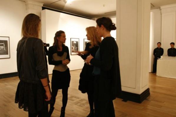 Live Coverage of Polaroid Series --Julian Schnabel Solo Exhibition 02