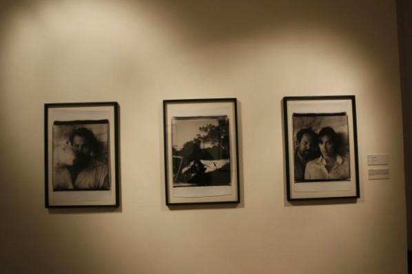 Live Coverage of Polaroid Series --Julian Schnabel Solo Exhibition 05
