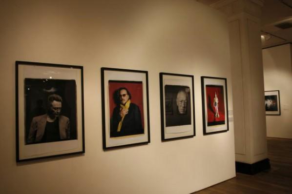 Live Coverage of Polaroid Series --Julian Schnabel Solo Exhibition 06