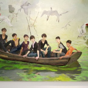 The 1st CAFAM Biennale 47; Photo: Song Haina/ CAFA ART INFO