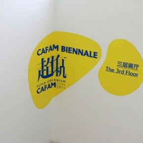 The 1st CAFAM Biennale 54; Photo: Song Haina/ CAFA ART INFO