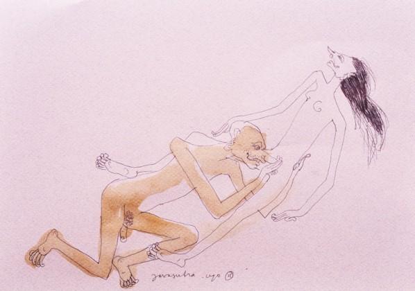 Ugo Untoro - drawings