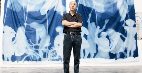 Zhang Dali and His Work
