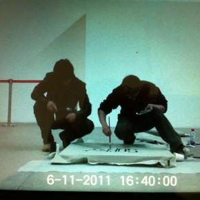 15 Days: A Collaborative Work 15 Song Jianshu and Fang Shang