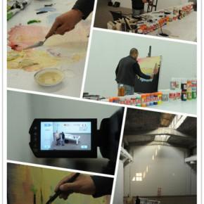 15 Days: A Collaborative Work 17 Feng Lianghong