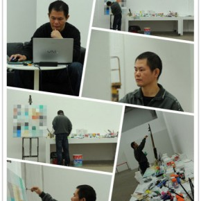 15 Days: A Collaborative Work 18 Fu Hong